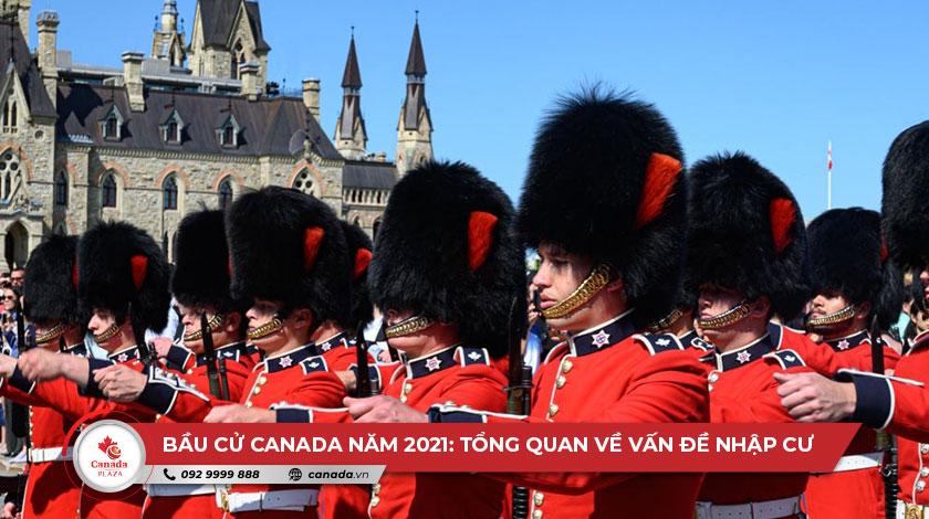 Bầu cử Canada 2021: Tổng quan về các vấn đề về nhập cư